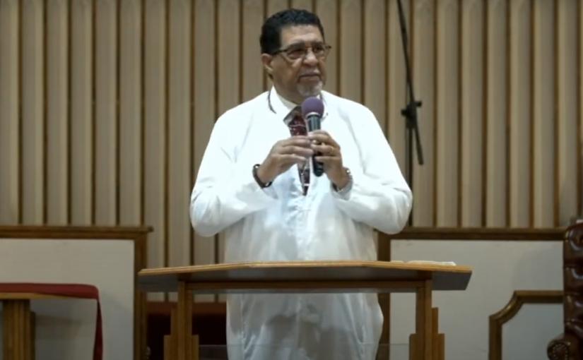 God's Plan Hasn't Changed ! | Apostle Venters | Mathew 28:18-20